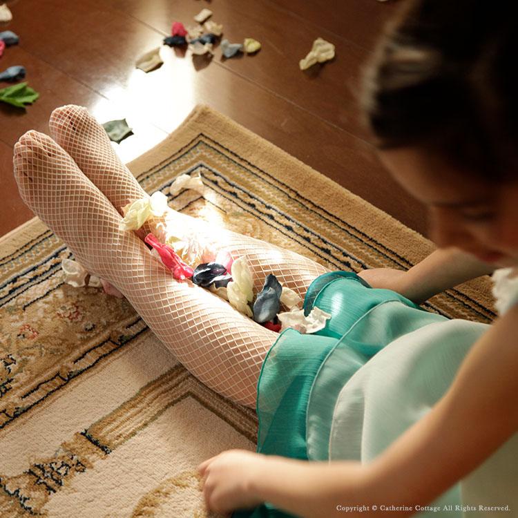 女の子 子供用 タイツ