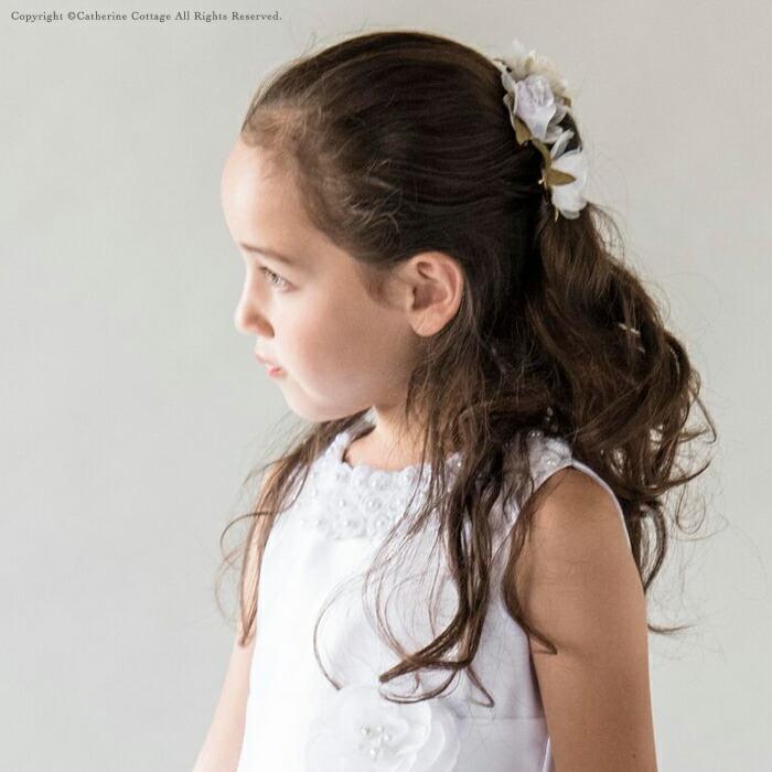 ヘアアクセサリー 子供