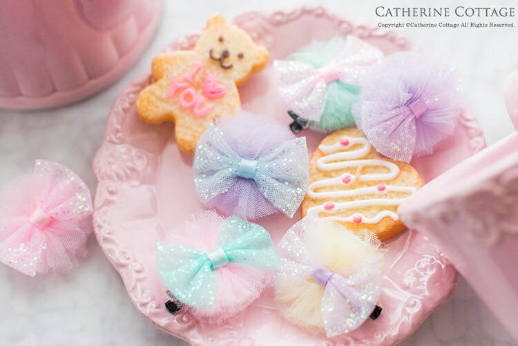 お菓子とアクセサリー