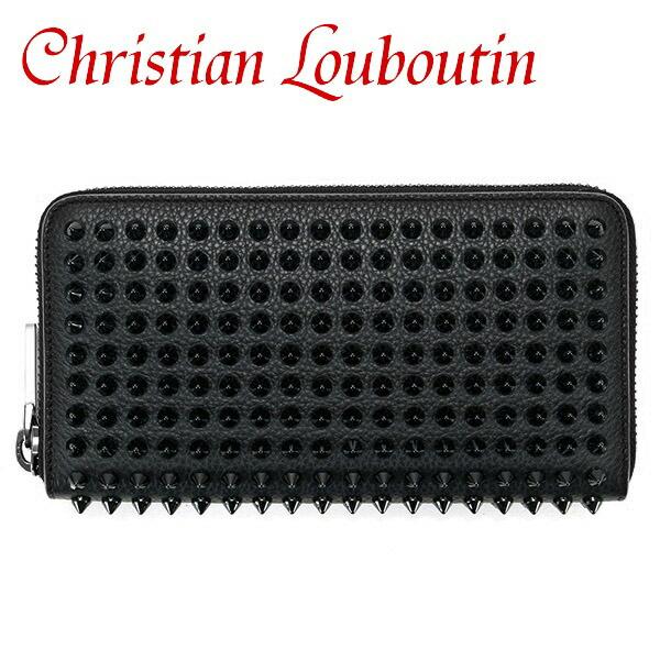 クリスチャン ルブタン Christian Louboutin 財布 長財布 メンズ レディース ラウンドファスナー 1165044 CM53