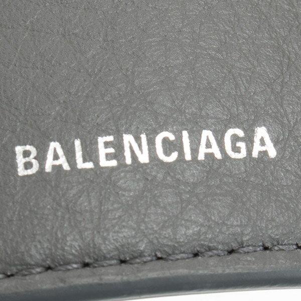 バレンシアガ 財布 三つ折り財布 ミニ財布 【BALENCIAGA ちび財布 コンパクトウォレット ミニウォレット ミニペーパーウォレット コンパクト財布 レザー 本革 新品 正規品 ブランド セール ギフト プレゼント レディース かわいい 】