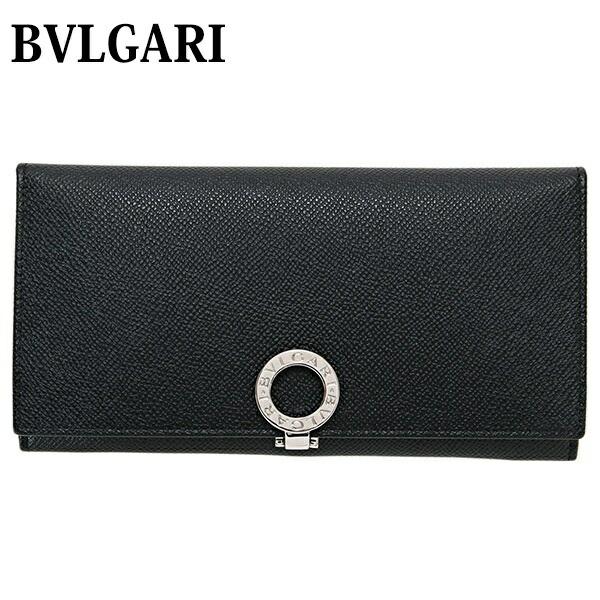ブルガリ BVLGARI 財布 長財布 レディース 二つ折り BVLGARI BVLGARI ブルガリ ブルガリ ブラック 30412 BLACK