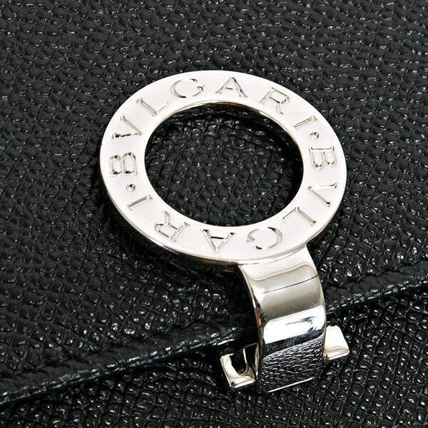 ブルガリ BVLGARI 財布 長財布 レディース 二つ折り BVLGARI BVLGARI ブルガリ ブルガリ ブラック 30416 BLACK
