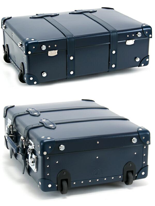 グローブ・トロッター GLOBE-TROTTER キャリーケース スーツケース 旅行かばん 20 CENTENARY センテナリー トローリーケース ネイビー GTCNTNN21TC NAVY/NAVY