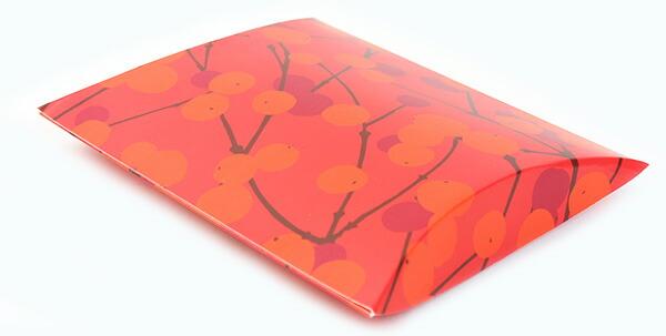 マリメッコ marimekko ギフトボックス プレゼントボックス フィンランド 北欧雑貨 pillow box M