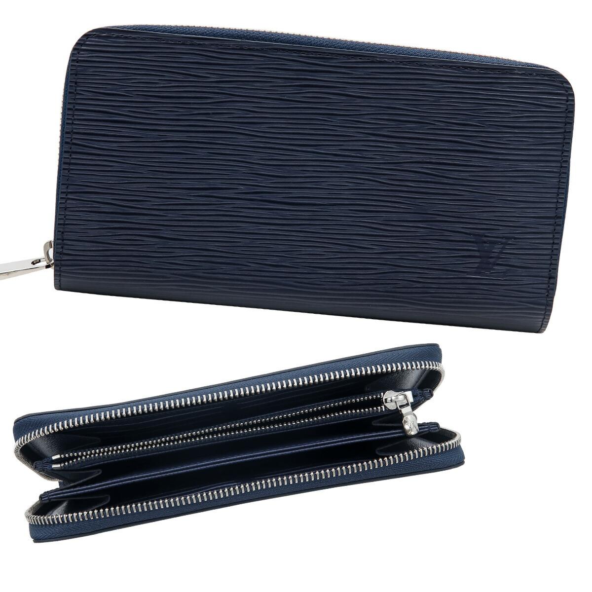 ルイヴィトン ヴィトン LOUIS VUITTON 財布 長財布 レディース ラウンドファスナー エピ ジッピー・ウォレット アンディゴ