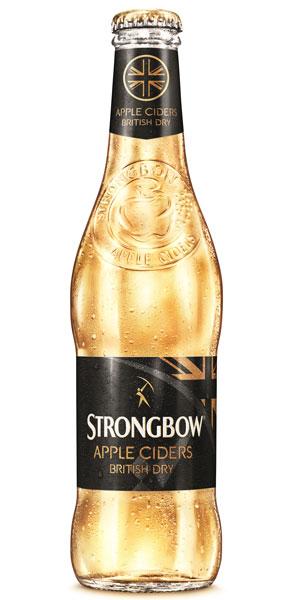 ストロングボウ サイダー 5.3% / 330ml / シードル(発泡性のリンゴ酒)