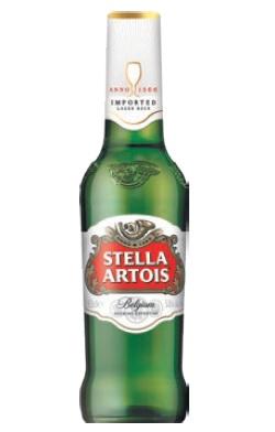 ステラ アルトワ 5.0% 330ml <ビール/ベルギー>