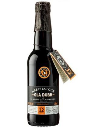 ハービストン オーラ・ドゥ スペシャル リザーヴ 12 8.0% / 330ml <ビール/スコットランド>