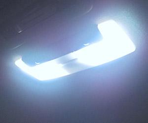 center lamp