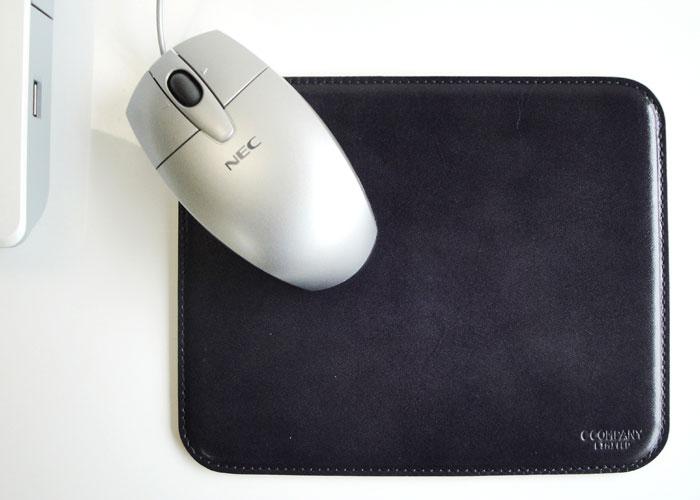 マウスパッド(mu-0001)のカラーバリエーション:ネイビー