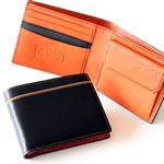 フォータビト・二つ折り財布