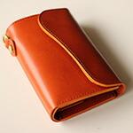 コルティヴァ・三つ折り財布