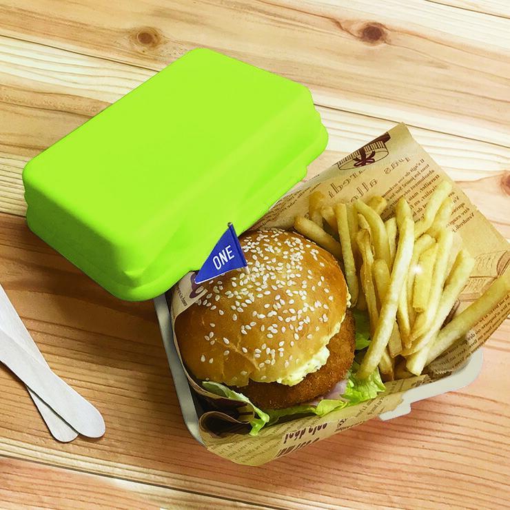 ランチ 弁当箱 GEL-COOL デリランチ BOX ChouChouPoche シュシュポッシュ カミオジャパン