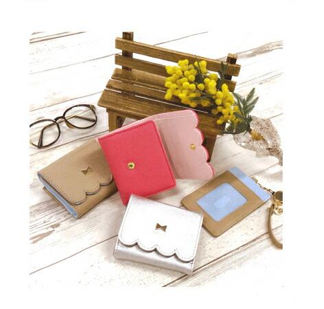 財布 三つ折り コンパクト かわいい ChouChouPoche シュシュポッシュ カミオジャパン