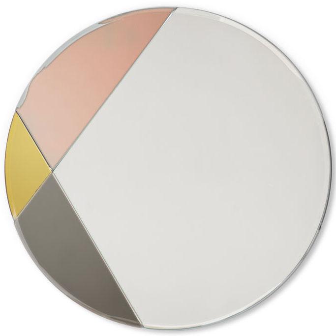 ミラー amabro COLOR MIRROR おしゃれ 壁掛け 鏡 アマブロ カラーミラー サークル