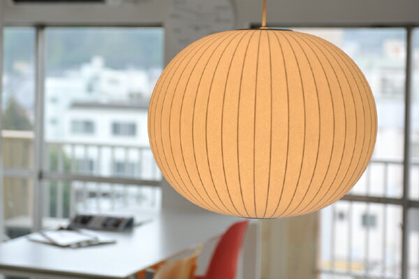 George Nelson Bubble Lamp バブルランプ