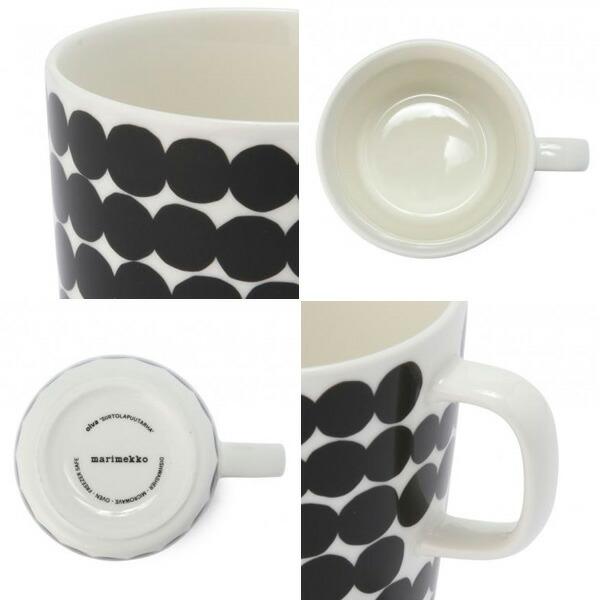 marimekko マリメッコ/SIIRTOLAPUUTARHA/シイルトラプータルハ/RASYMATTO(ラシィマット)マグカップ