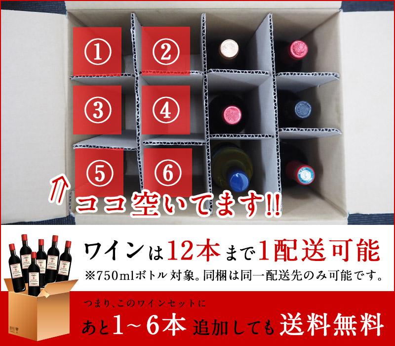 ワイン同梱誘導