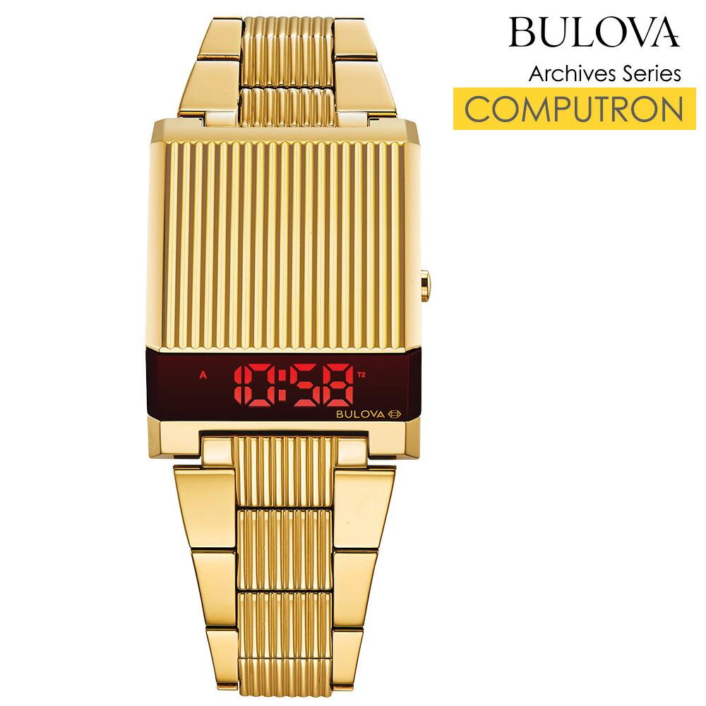 ブローバ腕時計