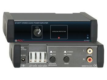 パワーアンプ EZ-PA20