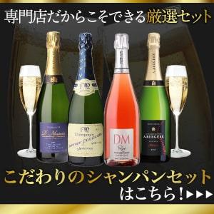 シャンパンセット