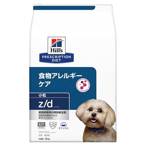 ヒルズ プリスクリプション・ダイエット〈犬用〉 z/d ULTRA