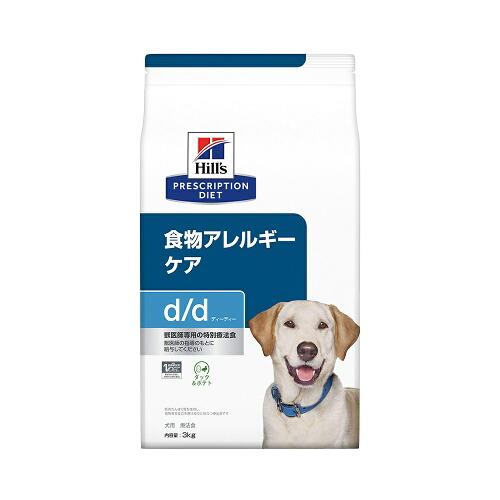 ヒルズ プリスクリプション・ダイエット〈犬用〉 d/d ダック&ポテト