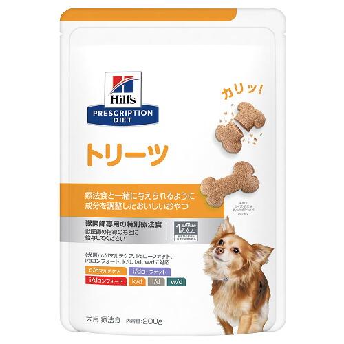 ヒルズ プリスクリプション・ダイエット〈犬用〉 Treats