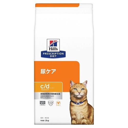 ヒルズ プリスクリプション・ダイエット〈猫用〉 c/d マルチケア