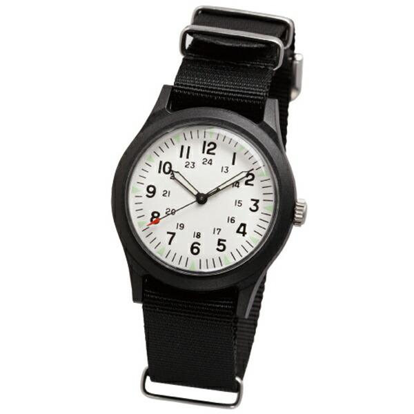 【正規品】ALPHA INDUSTRIES アルファインダストリーズ 腕時計 ALW-46374-1A2BK メンズ Military ミリタリー クオーツ
