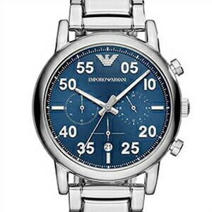 EMPORIO ARMANI エンポリオアルマーニ 腕時計 AR11132 メンズ LUIGI ルイージ クロノグラフ クオーツ