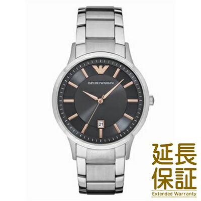 EMPORIO ARMANI エンポリオアルマーニ 腕時計 AR2514 メンズ RENATO レナート クオーツ