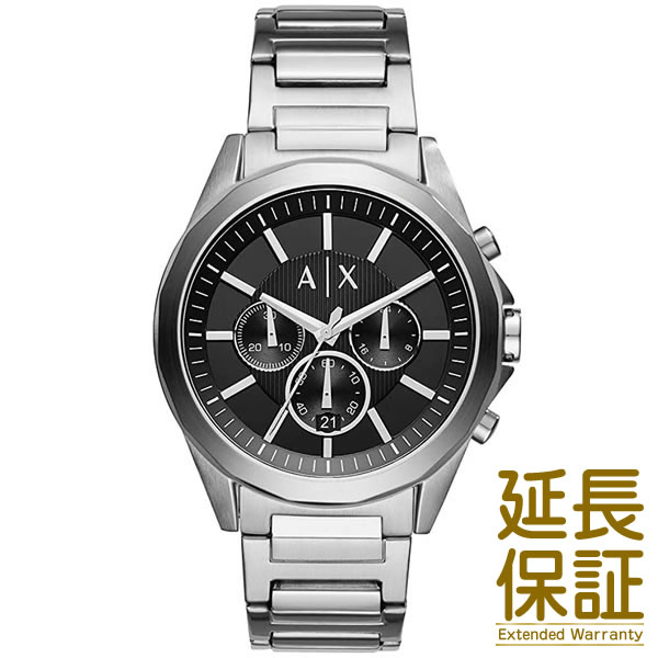 ARMANI EXCHANGE アルマーニ エクスチェンジ 腕時計 AX2600 メンズ クロノグラフ クオーツ