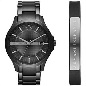 ARMANI EXCHANGE アルマーニ エクスチェンジ 腕時計 AX7101 メンズ ブレスレット セット クオーツ