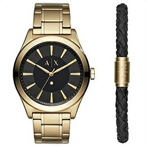 ARMANI EXCHANGE アルマーニ エクスチェンジ 腕時計 AX7104 メンズ ブレスレット セット クオーツ