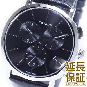 Calvin Klein カルバンクライン 腕時計 K8Q371C1 メンズ Posh ポッシュ クロノグラフ クオーツ