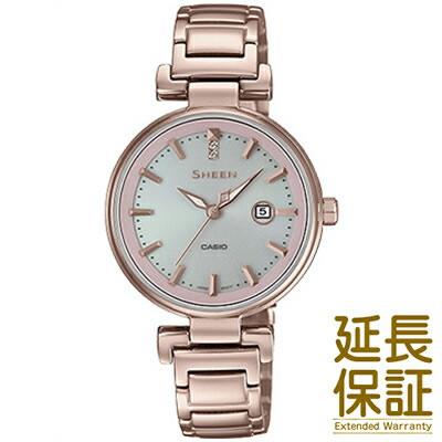 CASIO カシオ 腕時計 SHS-4524CG-4AJF レディース SHEEN シーン ソーラー