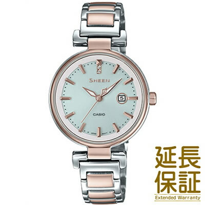CASIO カシオ 腕時計 SHS-4524SCG-7AJF レディース SHEEN シーン ソーラー