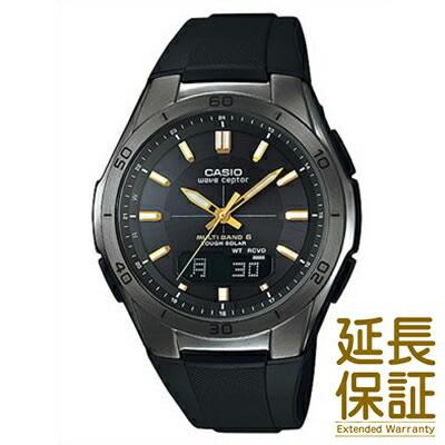 【3年延長保証】CASIO カシオ 腕時計 WVA-M640B-1A2JF メンズ wave ceptor ウェーブセプター 電波ソーラー
