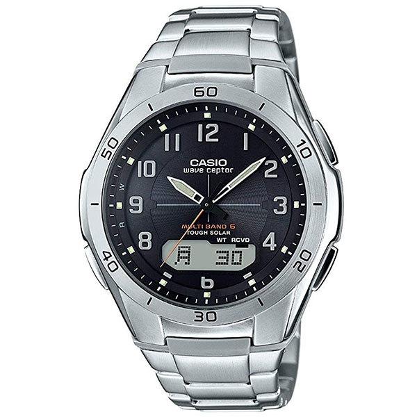 【正規品】CASIO カシオ 腕時計 WVA-M640D-1A2JF メンズ WAVECEPTOR ウェーブセプター タフソーラー 電波