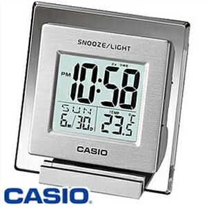 CASIO カシオ 置時計 DQ-735-8JF クロック/デスクトップクロック 4971850853350