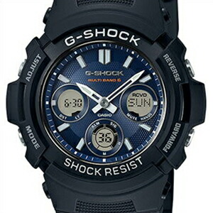 CASIO カシオ 腕時計 AWG-M100SB-2AJF メンズ G-SHOCK ジーショック ソーラー電波 タフソーラー