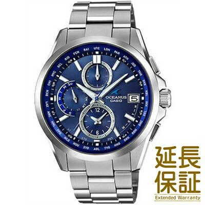26f5ef3d21 【正規品】CASIO カシオ 腕時計 OCW-T2600-2A2JF メンズ OCEANUS オシアナス タフ