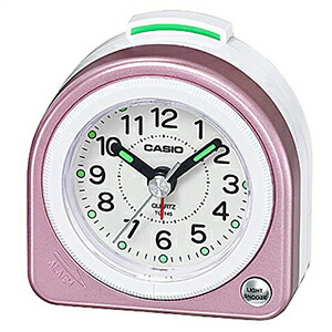 CASIO カシオ クロック TQ-145-4BJF 置時計 目覚まし時計