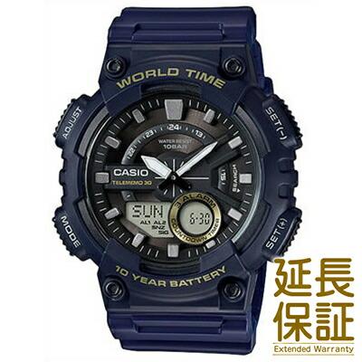CASIO カシオ 腕時計 AEQ-110W-2AJF メンズ STANDARD スタンダード