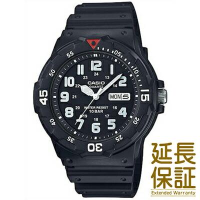 CASIO カシオ 腕時計 MRW-200HJ-1BJF メンズ STANDARD スタンダード