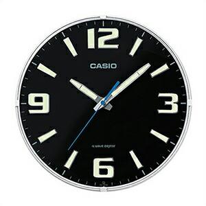 CASIO カシオ クロック IQ-1009J-1JF 掛時計 電波