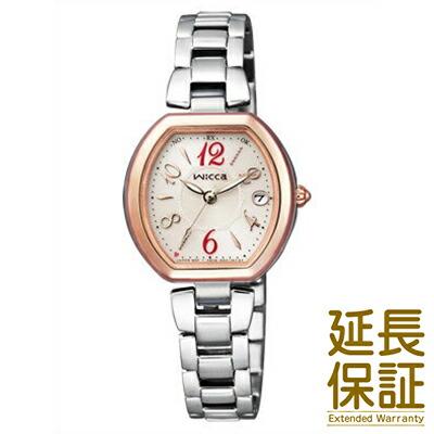 CITIZEN シチズン 腕時計 KL0-731-91 レディース wicca ウィッカ 電波 ソーラー