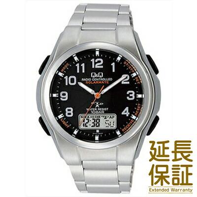 Q&Q キュー&キュー CITIZEN シチズン 腕時計 MD02 205 メンズ SOLARMATE ソーラーメイト 電波ソーラー JAN:4966006063424 【free10】